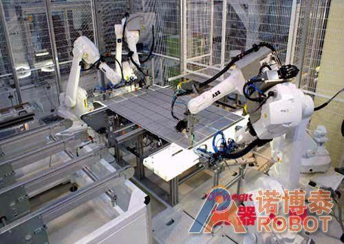 工业机器人应用最广的五大行业排名图片