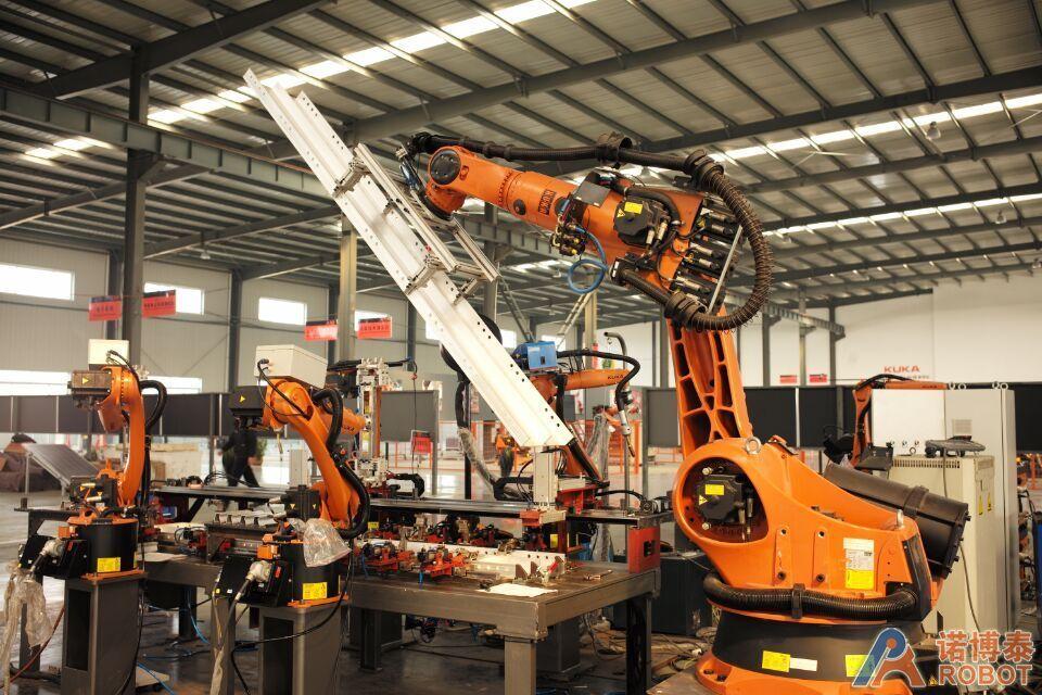 全自动铝模板生产线